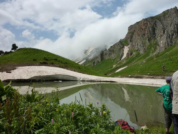 Астур туры в кавказские горы походы