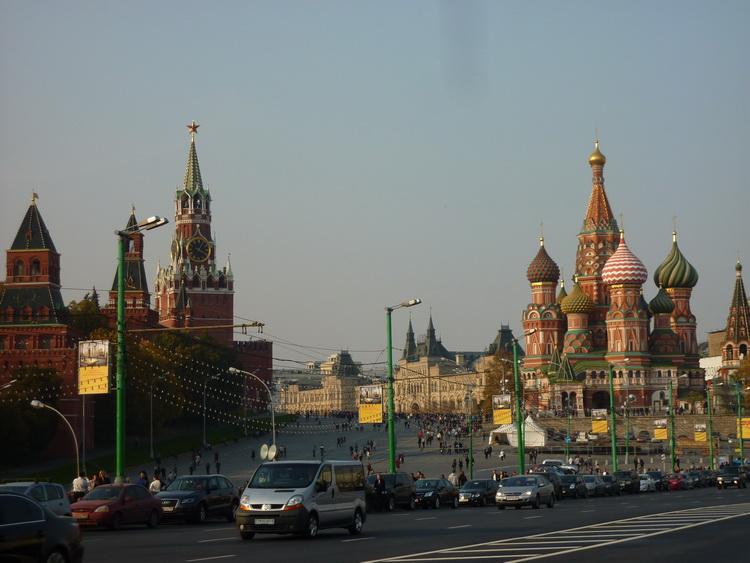 Васильевский спуск фото от СВ-Астур, Москва