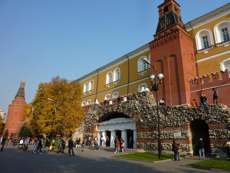 Александровский сад фото от СВ-Астур, Москва