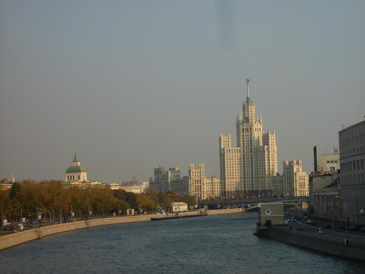 Москва-река фото от СВ-Астур