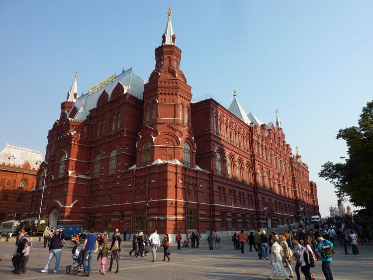 Государственный исторический музей фото от СВ-Астур, Москва