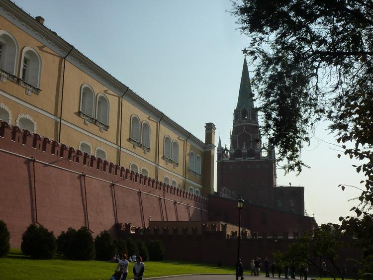 Троицкая башня фото от СВ-Астур, Троицкая башня Кремля, Москва