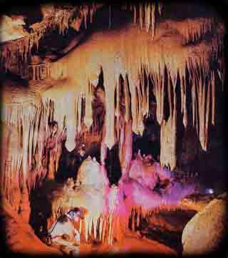 Пещера Красная Крым