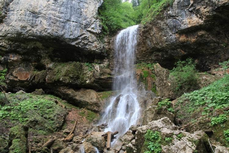 Университетский водопад фото от СВ-Астур - балка Горелая водопад