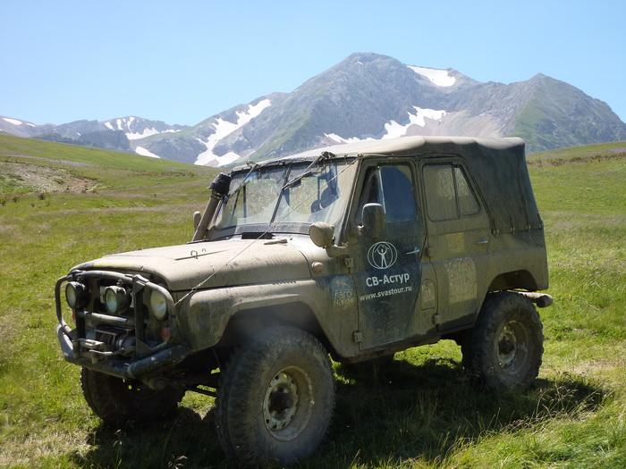 Автомобильный туризм фото от СВ-Астур, автомобильный туризм В России