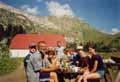 Вторая группа восстановленной Знаменитой Тридцатки на приюте Фишт 2001 год.