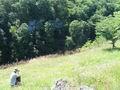 Хаджох с трех сторон защищен от ветров горной грядой. В горной чаше Хаджоха — свежайший животворящий воздух. Проходя через узкий клокочущий каньон р. Белой, воздух охлаждается и поступает в поселок прохладным. Поэтому здесь отсутствуют назойливые комары и мошка.