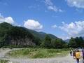 Долина реки Шахе - Солох-Аул