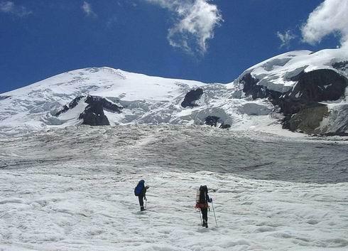 Альпинизм на Кавказе