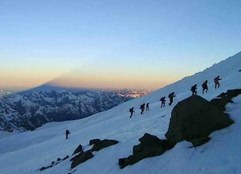 Альпинизм на Эльбрусе