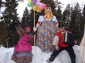 Масленица в Иваново - Шуя, Палех, Иваново