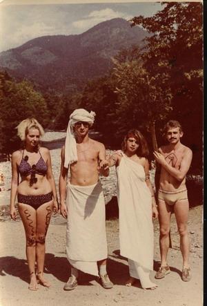 Фото 80 х годов. Туризм в СССР, фото на сайте СВ-Астур