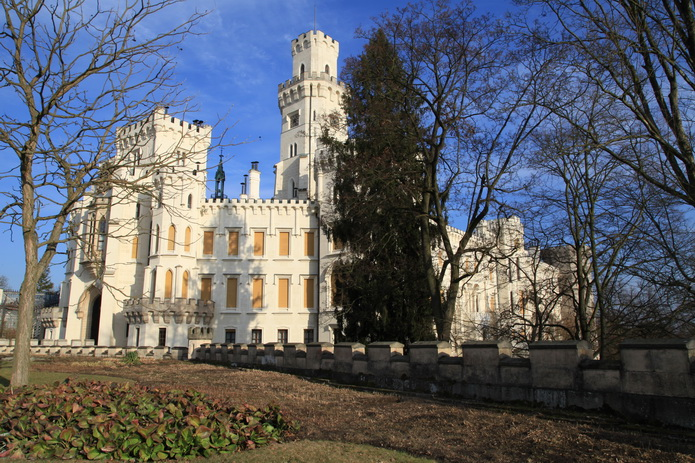 Чехия. Замок в Чехии фото от СВ-Астур - Чехия.
