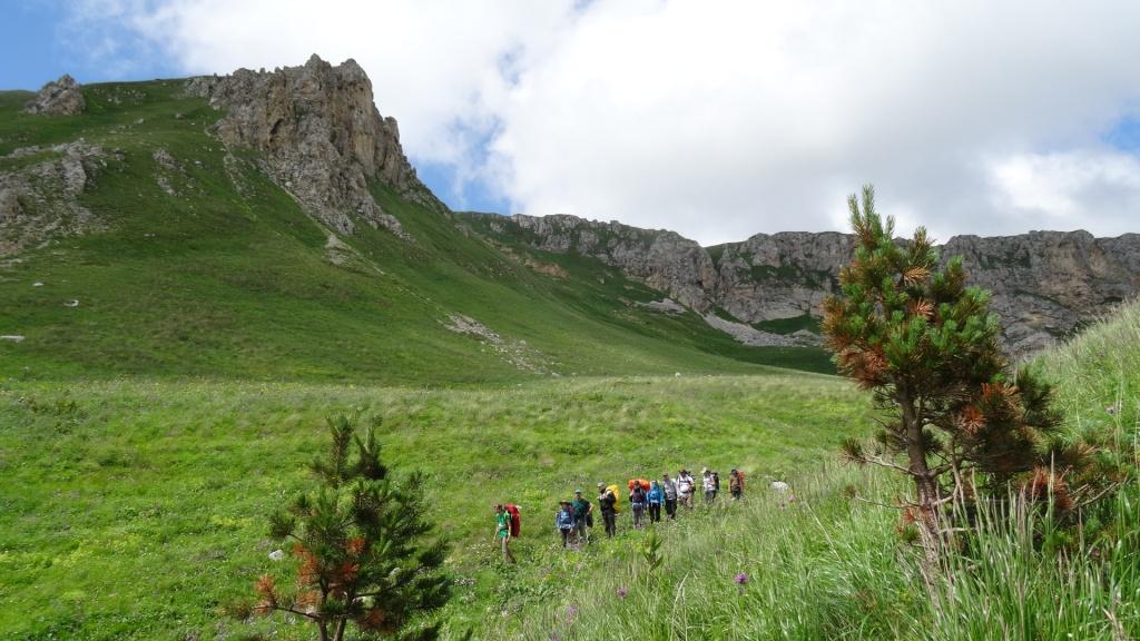 Маршрут 30 от СВ-Астур - горный поход Легендарная Тридцатка
