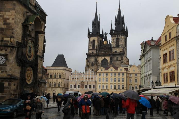 Чехия. архитектура Чехии, фото от СВ-Астур, поездка в Чехию