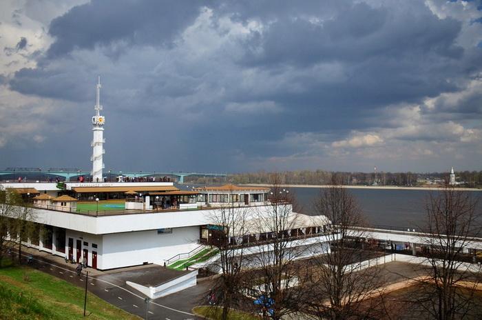 Город Ярославля