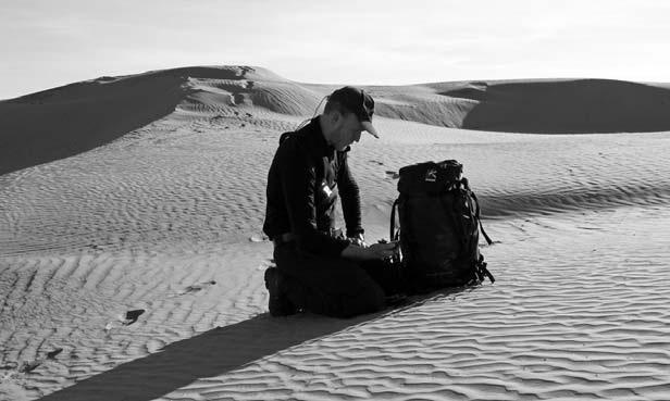 Поход по пустыне