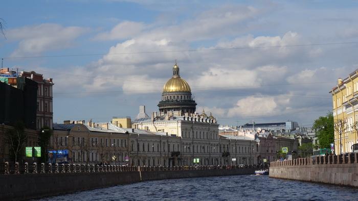 Петербург, город СПБ - фото от СВ-Астур