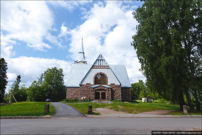 Мельниково Ленинградская область