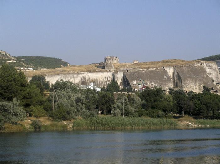 Инкерман пещерный монастырь
