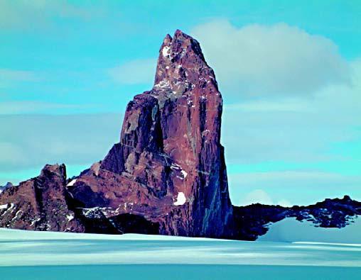 Антарктида, Контенент Антарктида