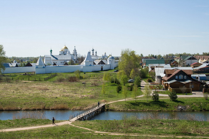 Суздаль, город Суздаль.