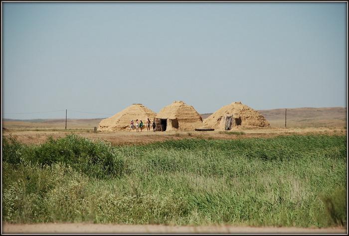 Аркаим древний город