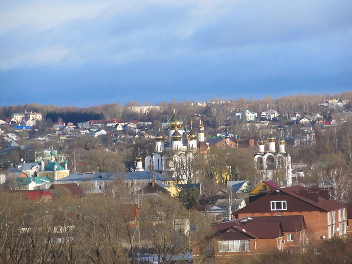 Переславль-Залесский - город в Московской области