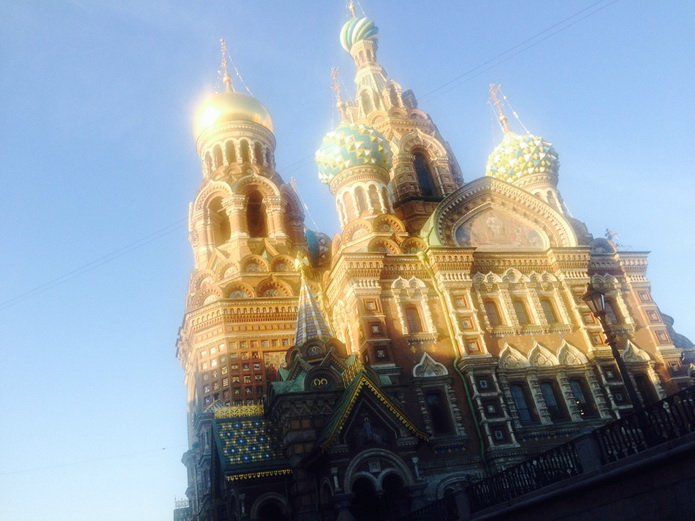 Санкт-Петербург фото на сайте СВ-Астур