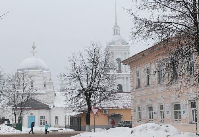 Ветлуга Нижегородская область