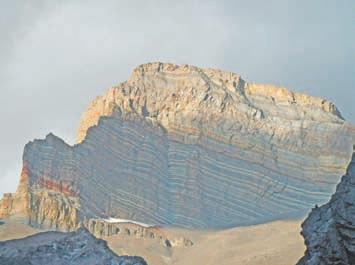 Аргентина. Скалы у юго-западного подножия Аконкагуа