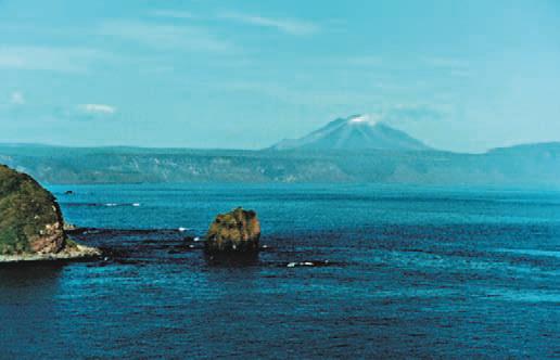 Путешествие на Сахалин и Курилы