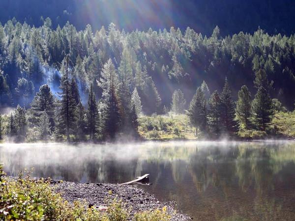 Озера на Алтае