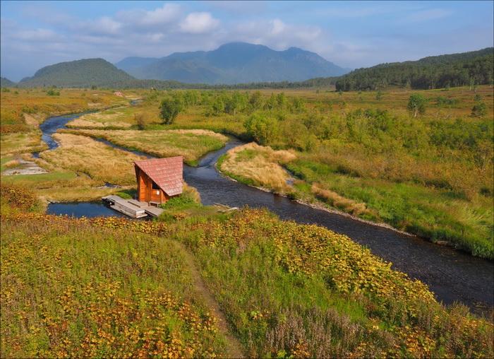 Налычево природный парк - Камчатка