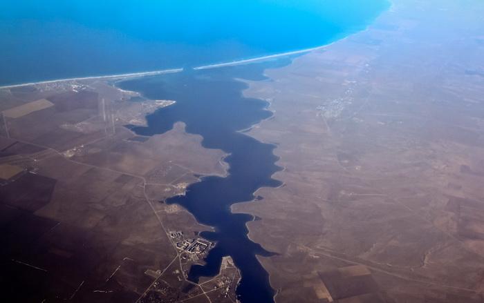 Озеро Донузлав. Крым, фото