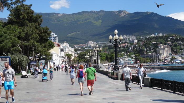 Ялта, Крым - фото