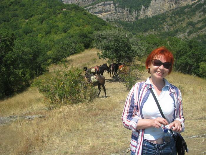 Конные туры в Крыму