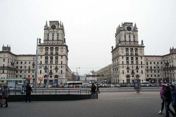 Минск, город Минск Белоруссия