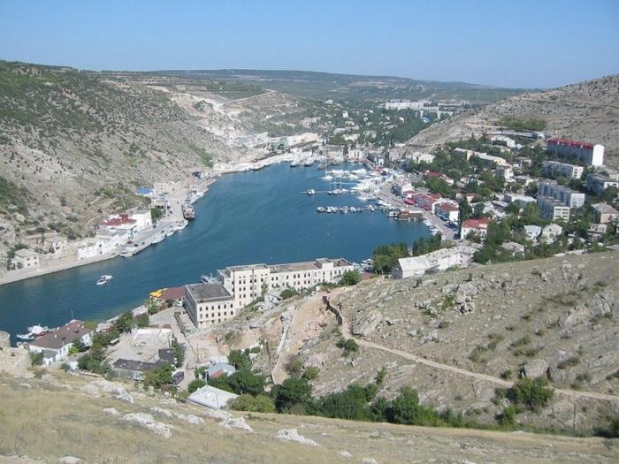 Балаклавская бухта - фото