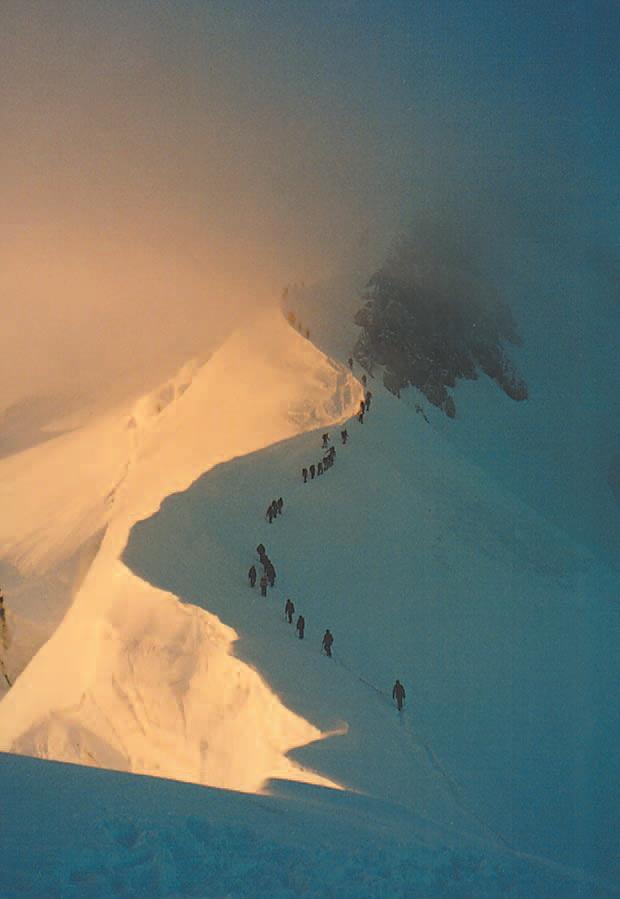 Горы Европы, самые высокие горы Европы