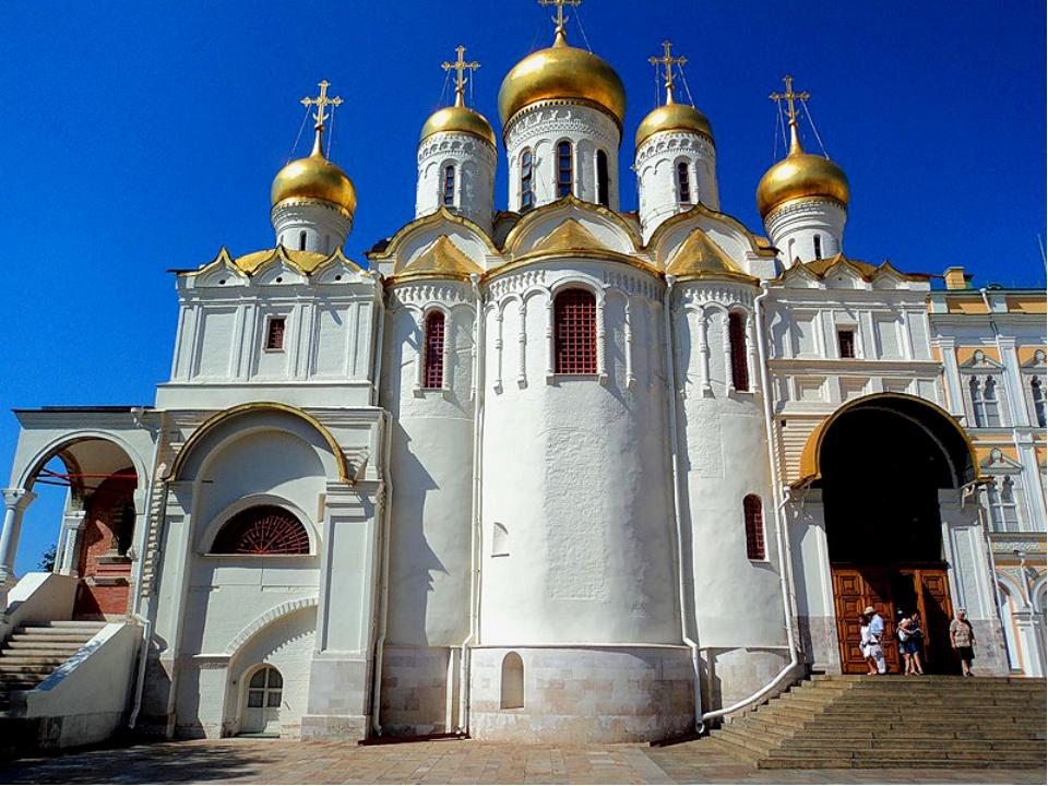 все картинки благовещенского собора в кремле своей криворукости