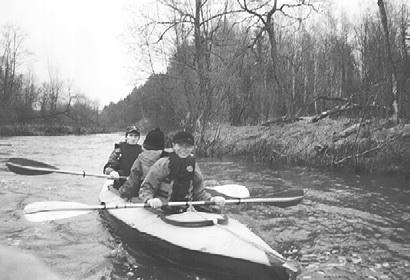 Река Шаня, Калужская область