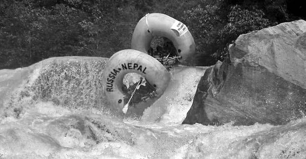 Сплав в Непале