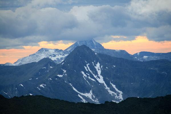 Самая высокая гора Уральских гор