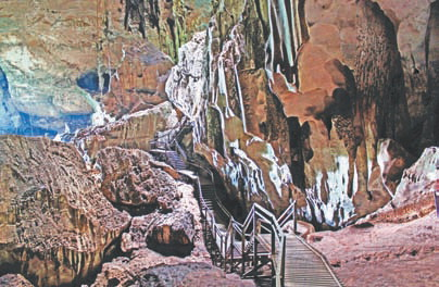 Борнео. В пещерах Ниах (штат Саравак, остров Борнео)