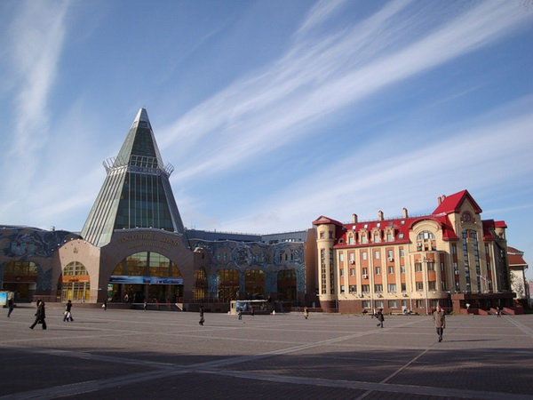 Город Ханты-Мансийск