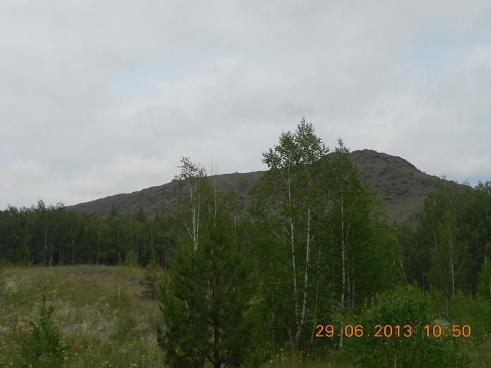 Хребет Нурали на Южном Урале - фото от СВ-Астур