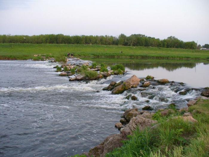 Река Пьяна - Нижегородская область