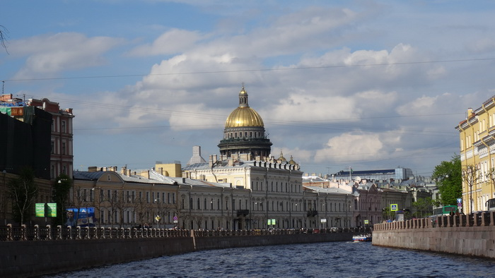 Санкт-Петербург город - фото от СВ-Астур