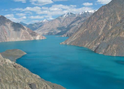 Таджикистан. Озеро Сарез
